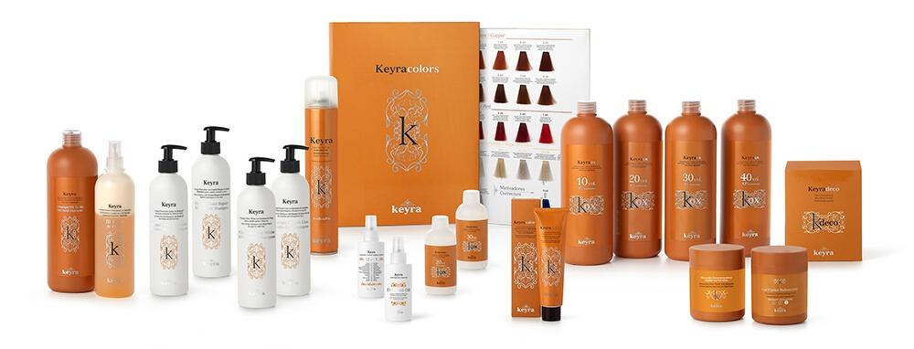 Productos Keyra Colors